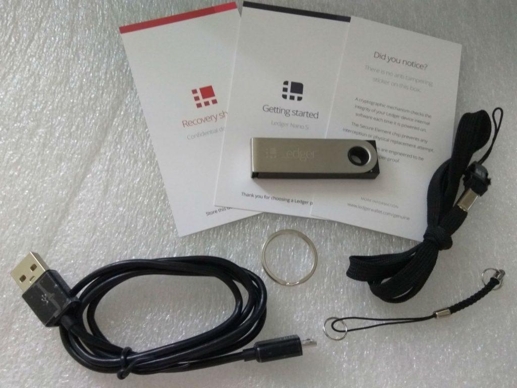 Ledger-Nano-S-Box-Unbox